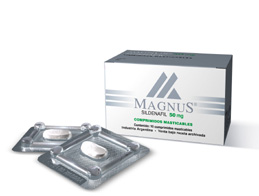 magnus masticables 50 mg